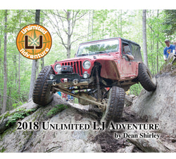 2018 Spring Unlimited LJ Adventure: Uwharrie, North Carolina