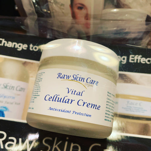 Vital Cellular Creme & Antioxidant Protection 2oz.