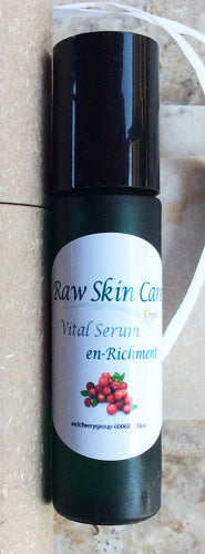 en-Richment Super Fruit Anti-oxidant Vital .33oz. Serum for Anti-Aging Strength ~ All Skins