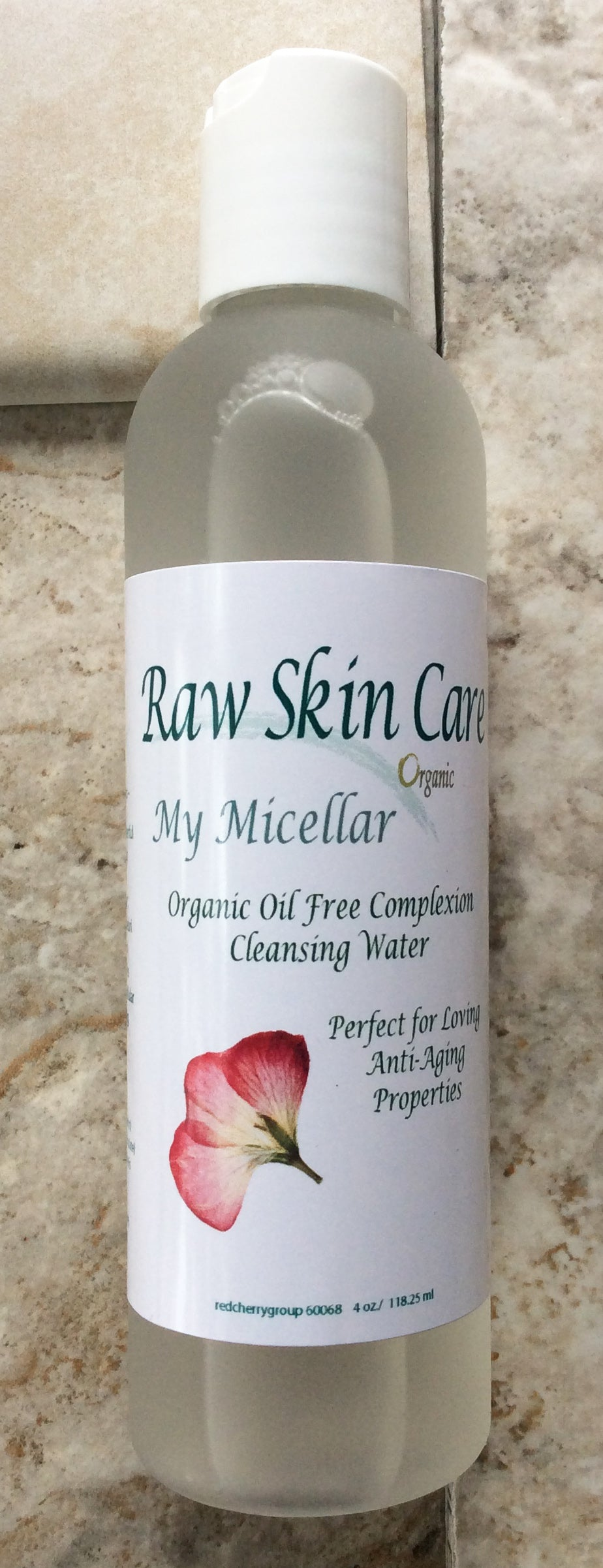 My Micellar Oil Free 4oz. Complexion Cleansing Waters with Anti-Aging Nutrients