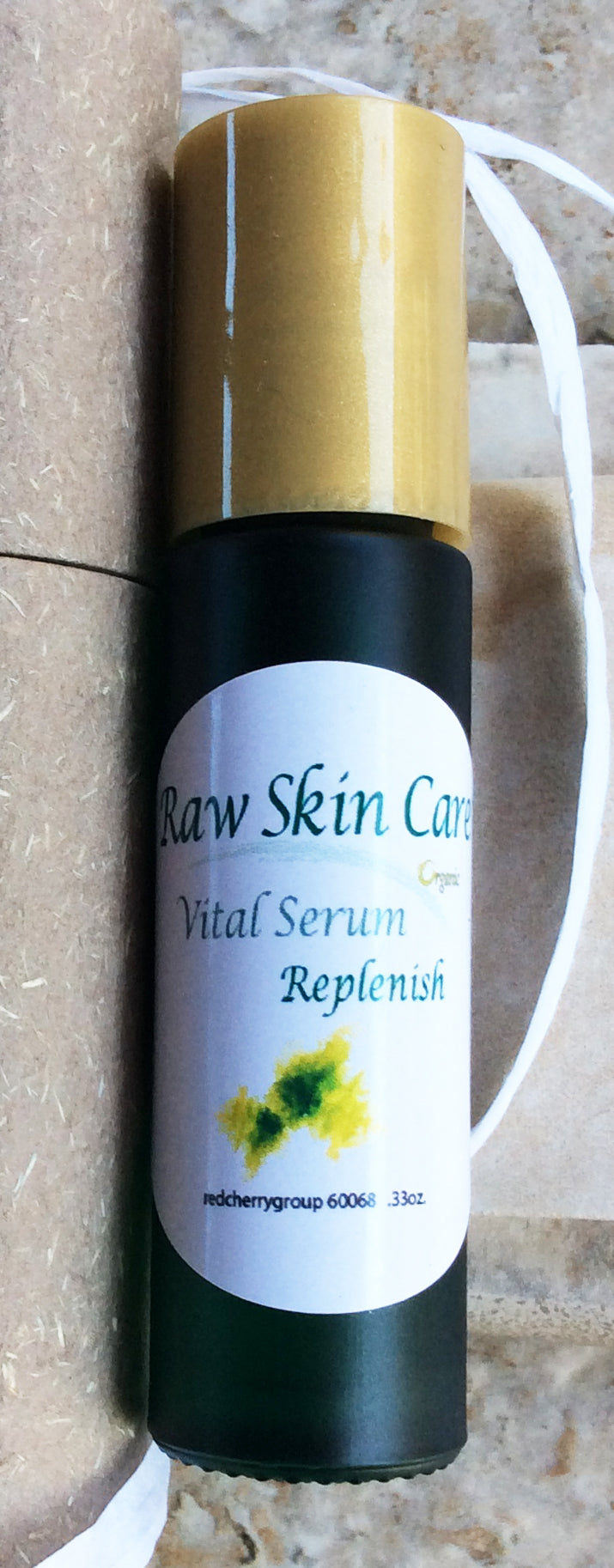 Replenish Vital .33oz. Serum for Depleated, Over Exfoliated and Exposed Skin ~Vitamn and Mineral Rplenishment