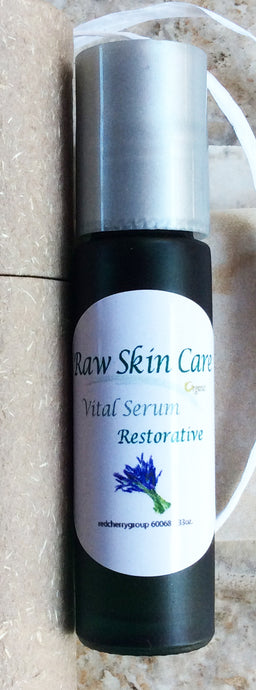 Restorative Vital .33oz. Serum to Strength and Balance Oily, Acne, and Occassional to Chronic Breakout Skins