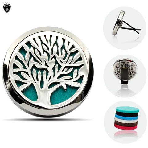 Tree of Life Essential Oils Car Diffuser - Essential oil diffusers