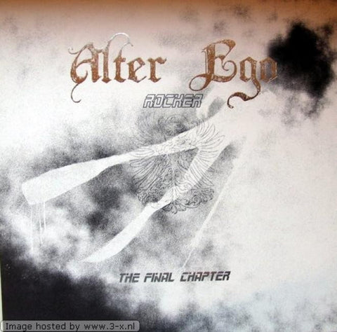 "Alter Ego: Rocker - The Final Chapter 12"" LP"