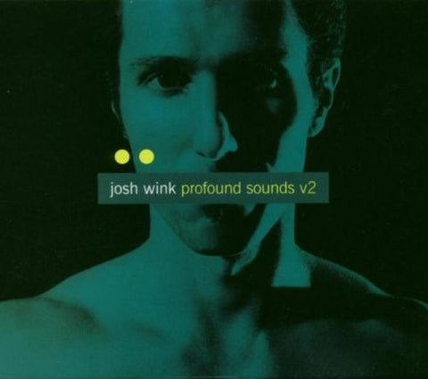 Josh Wink - Profound Sounds V2 - Signed CD Insert (no CD)