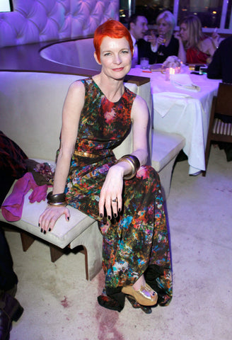 Sandy Powell in Erdem