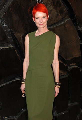 Sandy Powell in Givenchy