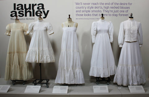 Laura Ashley Romantic Vintage Dresses