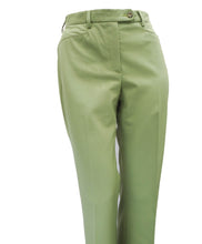 Prada Trousers in Moss Green UK10
