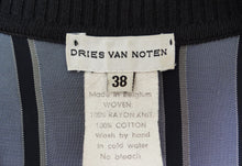 Dries van Noten Striped Tank Dress, UK10