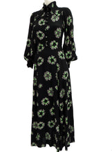 Vintage Ossie Clark for Radley Maxi Dress, 1970s, UK10