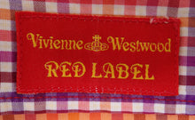Vintage Vivienne Westwood Checked Day Dress UK10-12