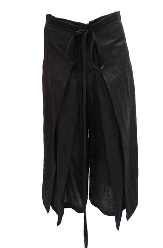 Crea Concept Crinkle Pleated Culottes, UK10