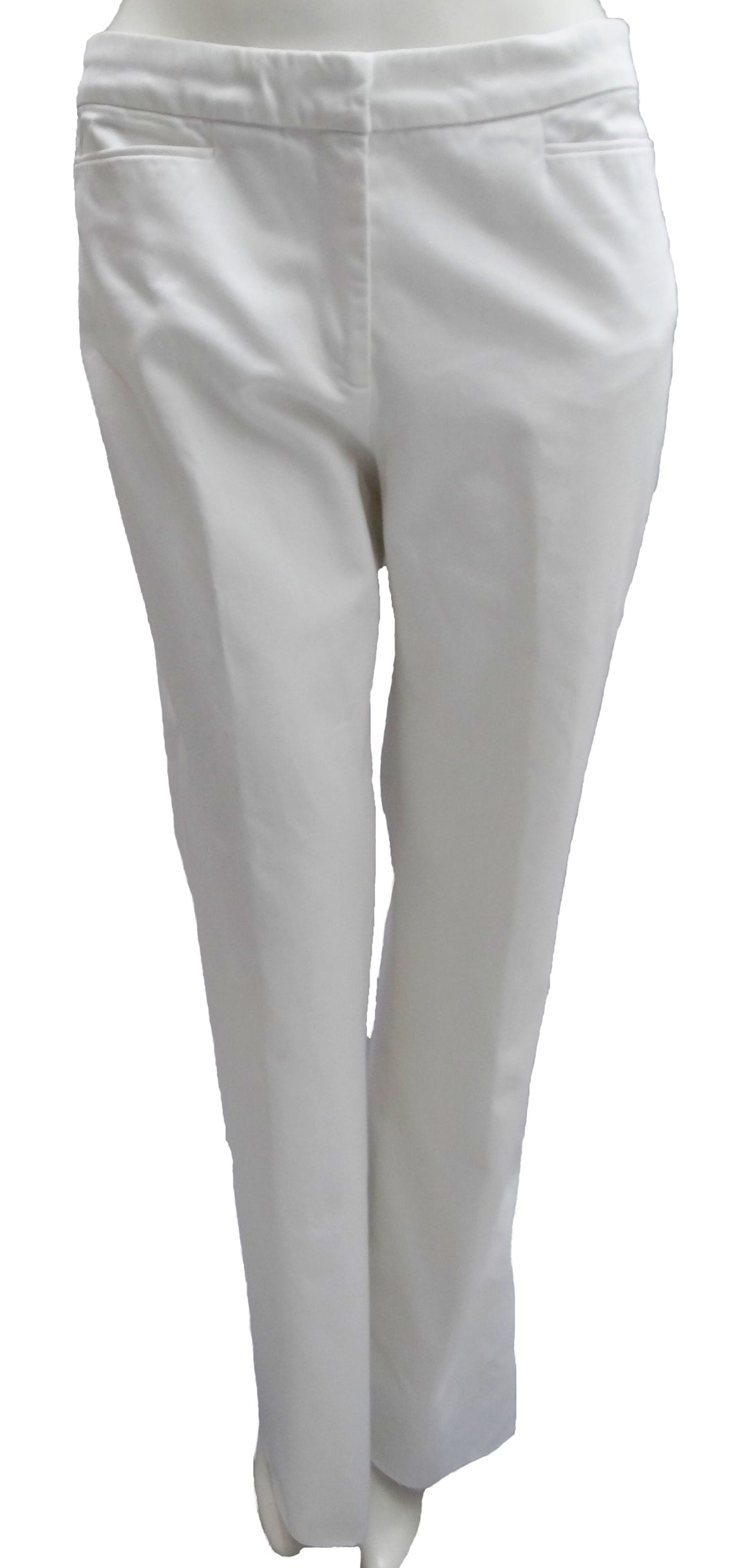 Michael Kors White Summer Flares UK12