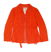 Vintage Courreges Trouser Suit in Orange, UK10