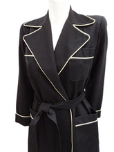 Vintage Yves Saint Laurent Coat Dress, UK10