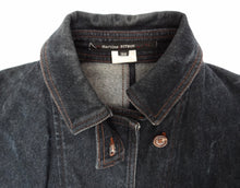 Martine Sitbon Denim Coat, UK10