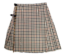 Daks Knee-length Kilt in Club Check Cotton, UK12