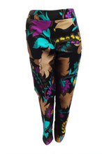 Escada Floral Brocade Trousers, UK12