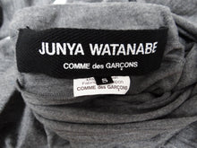 Junya Watanabe for Comme des Garcons Grey Polo Neck Jumper, UK10