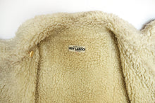 Guy Laroche Diffusion Vintage Camel Coat with Fleece Lining, UK10