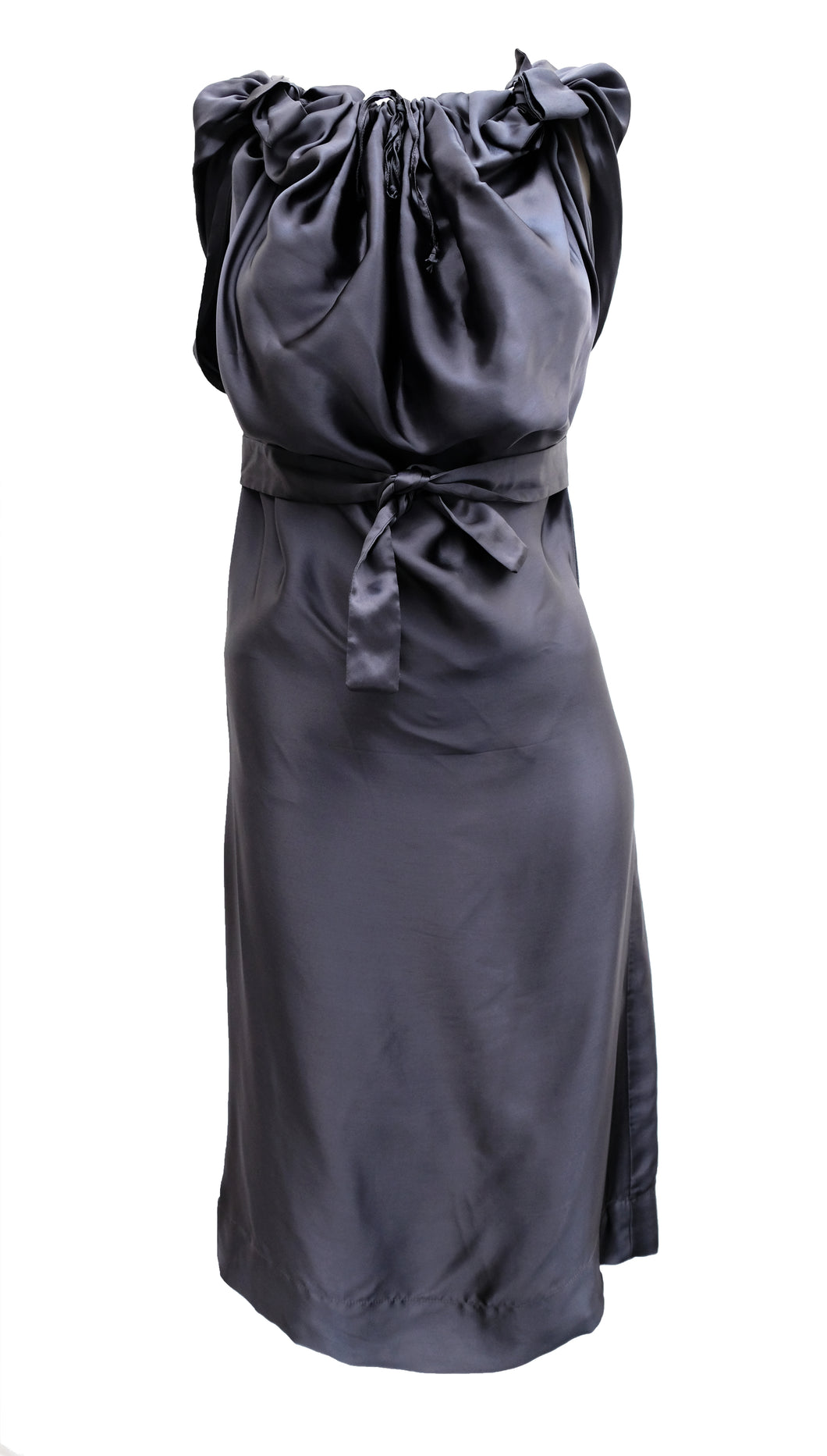 Vivienne Westwood Satin Evening Dress UK8-10