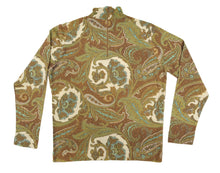 Leonard Paris Vintage Paisley Knit Top, S