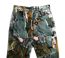 Kenzo Jeans in Graffiti Print Stretch Cotton, UK 8-10
