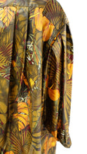 Salvatore Ferragamo Jungle Print Swing Coat, One Size