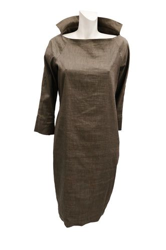 Annette Görtz Linen Shift Dress, UK14