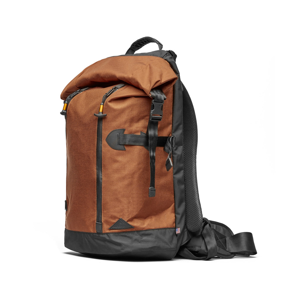 Trecknos Roll Top Pack - Brick