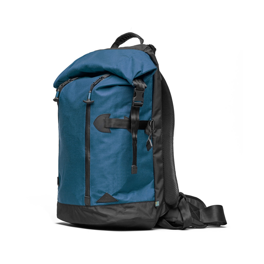 Trecknos Roll Top Pack - Blue