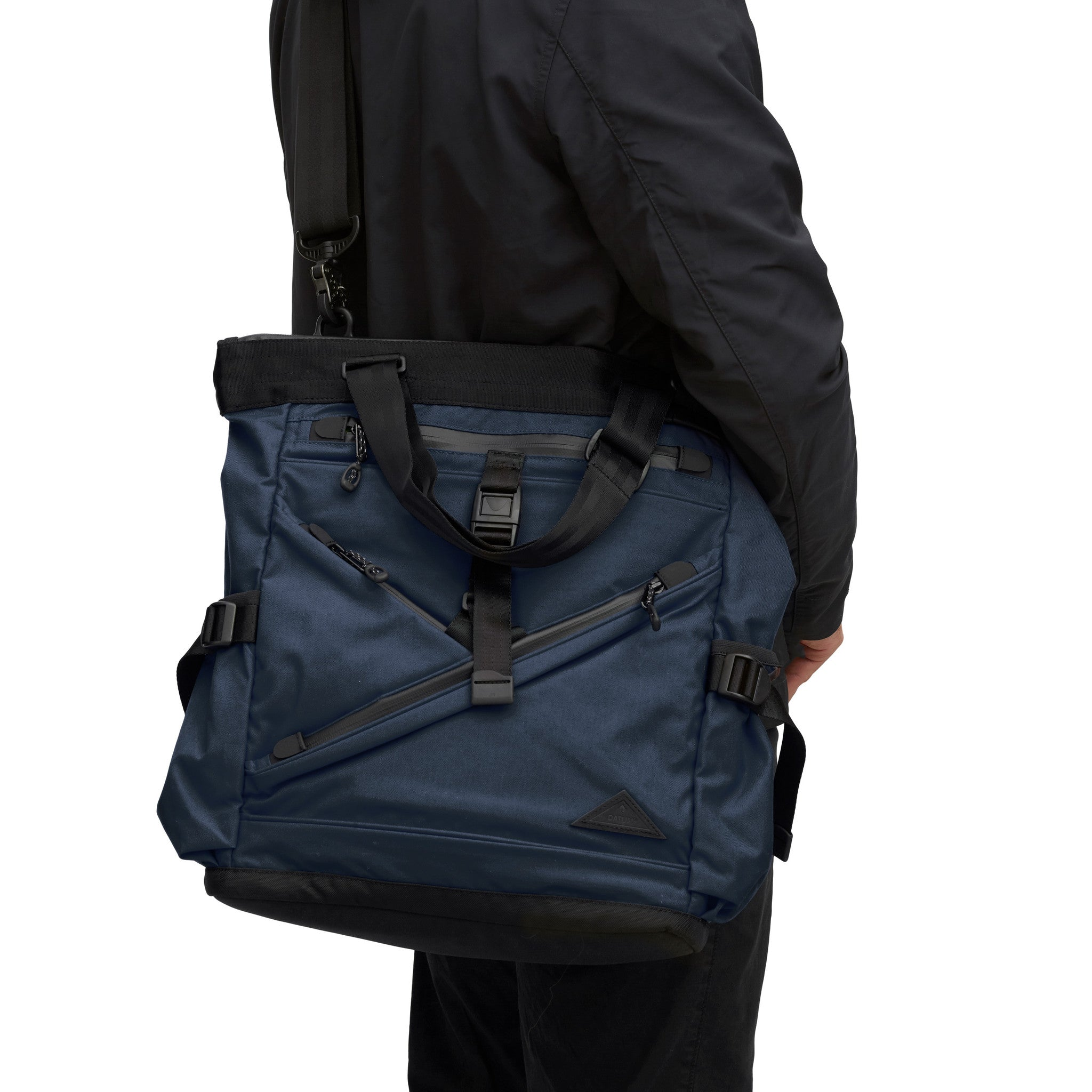 Trecknos Town Tote - Navy