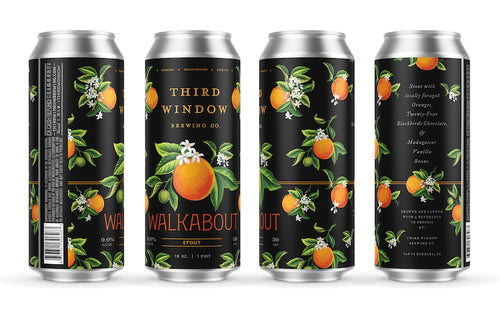 2020 Walkabout 4-Pack Cans