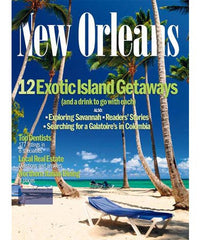Satchel mention in New Orleans Magazine