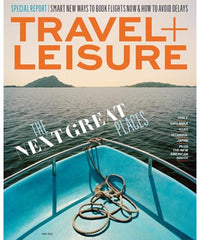 Satchel mention in Travel + Leisure
