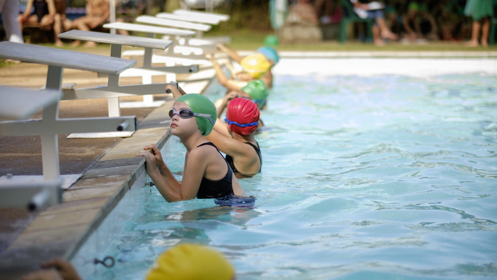 Baton Rouge Swimming Awards: Medals and Ribbons
