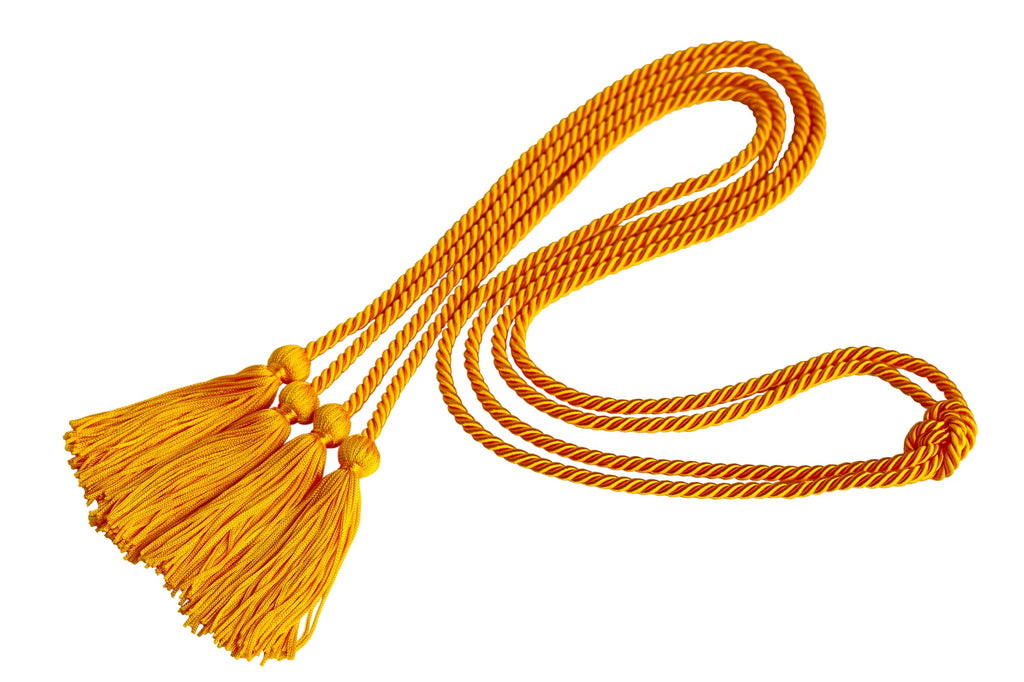 Honor Cords, Stoles, Lapel Pins, and Medals: Customize Awards for Collegiate Commencement