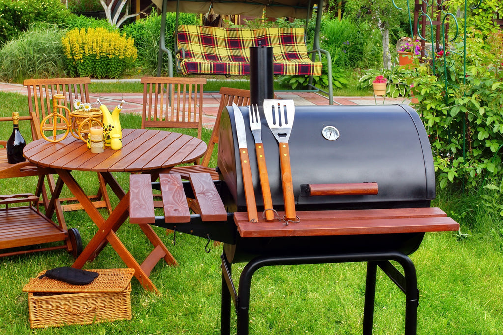 Trophy House: Personalized Laser Engraved BBQ Gift Sets