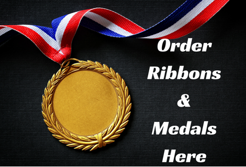 Order Ribbons and Medals