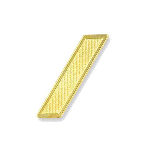 Gold Stock Pin - 108