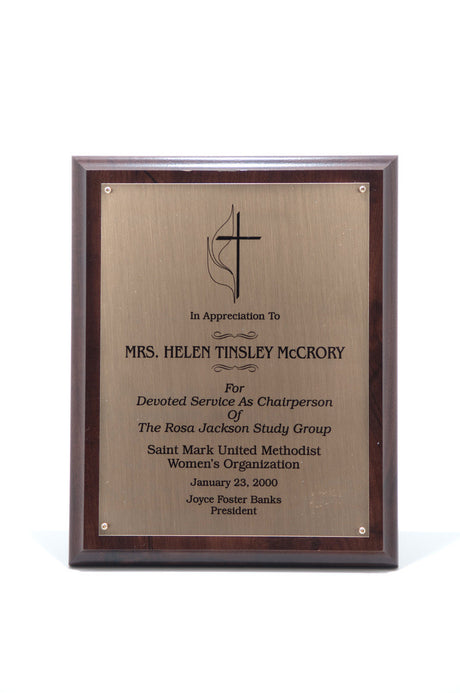 Economy Sublimated Plaques