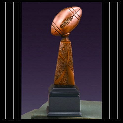 Football Resin Tower