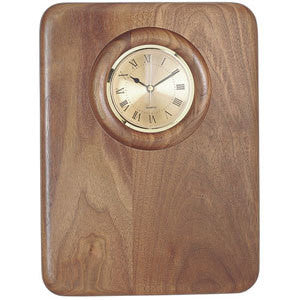 Walnut Premium Clock