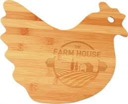 Chicken Cutting Board