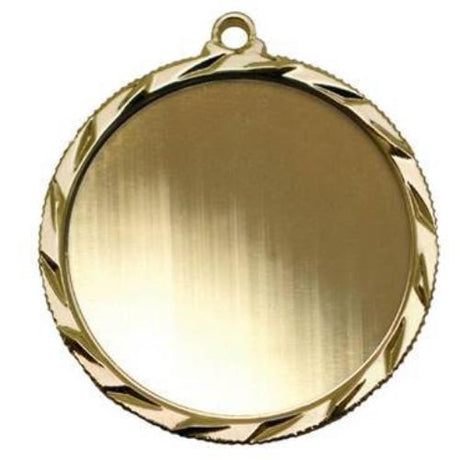 "Gold Medallion Holder  -  1.5"" x 32"""