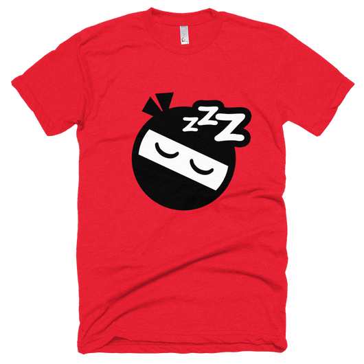 Sleep Ninjas Official Short Sleeve T-Shirt