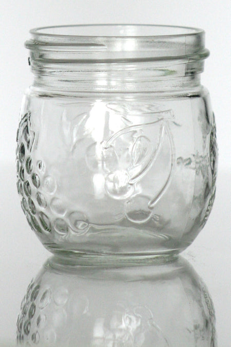 Fruity 250 ml Bulb Jars