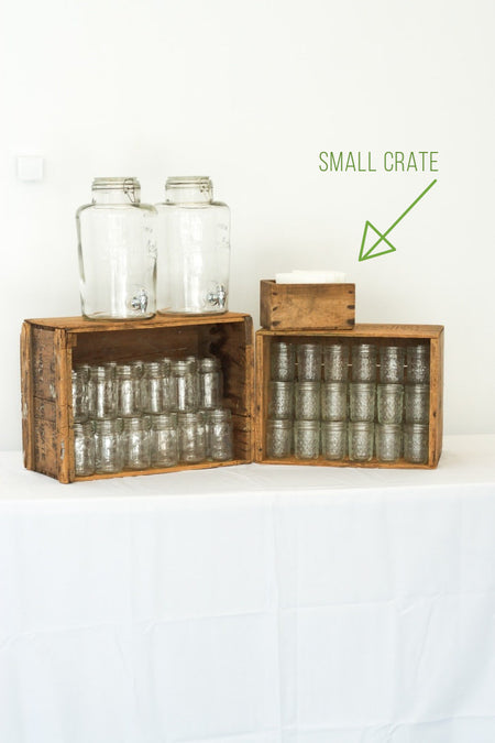 TheJarBar - Small Crates
