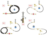 Gas Fire Feature Kits - No Burner